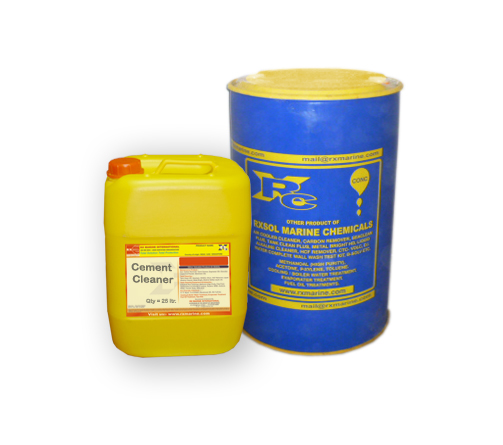 Cement dissolver manufacturer supplier exporter for Best chemical to clean concrete