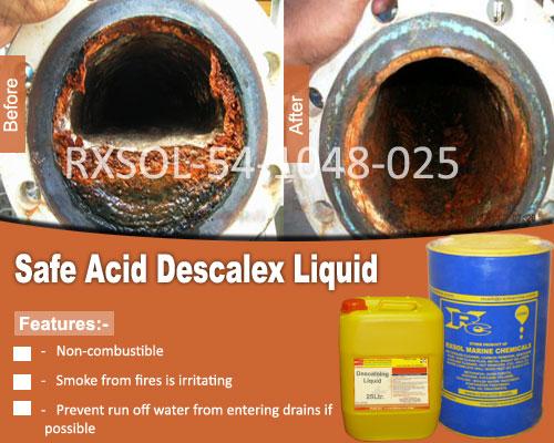 Advantages & Disadvantages of using Citric Acid as a descaler?